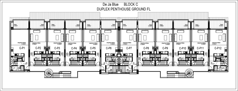 First floor & terrace